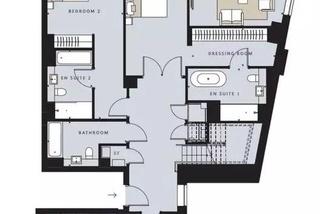 三居室豪华露台公寓